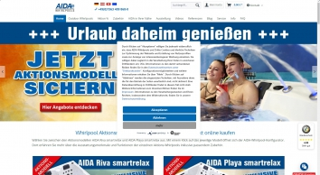 AIDA GmbH Whirlpools