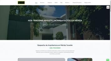 AIDA TRACONIS ARQUITECTOS EN MERIDA YUCATAN MEXICO