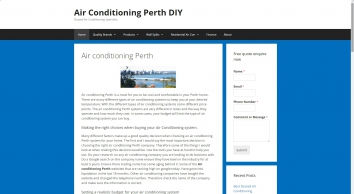Air Conditioning Perth