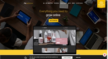 Air Websites