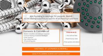 A J N Plumbing & Heating Ltd