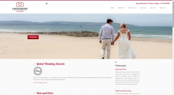 AJ Photographic - Special Moments to Treasure Always   07749 828283 or 01258 455229
