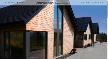 Andrew Keir Chartered Architect