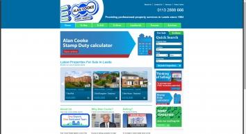 Alan Cooke Estate Agents, Moortown, Leeds