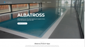 Albatross Pools & Spas Ltd