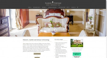 Albert Cottage Hotel