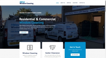 Albion Window Cleaning - Home