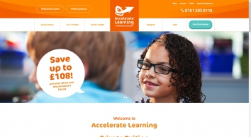 Accelerate Learning | A Level Tutors | Private After School Tutoring from £13.75p/h | Accelerate Learning Tuition Centres