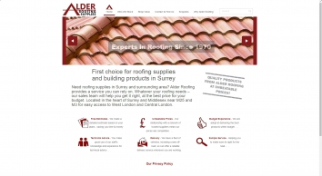 Alder Roofing Supplies Ltd