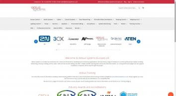 Aldous Systems (Europe) Ltd