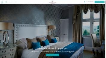 Luxury 5 Star Hotel, West Sussex   Alexander House Hotel & Utopia Spa
