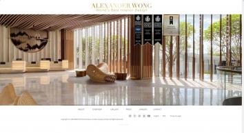 Alexander Wong Architects awards winning interior design company