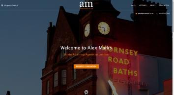 Alex Marks, London