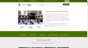 AlHADI TRAVEL - Umrah Packages