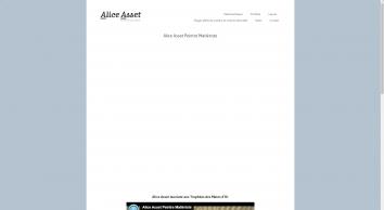 Alice Asset