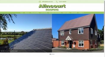Alincourt Roofing Ltd