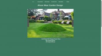Alison Wear Garden Design