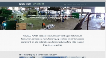 Aluminium Truck Access Platforms - Aliweld Group