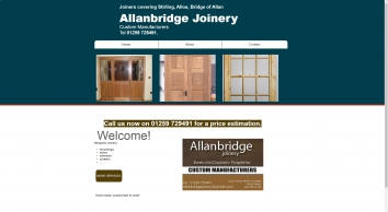 Allanbridge Joinery Manufacturer