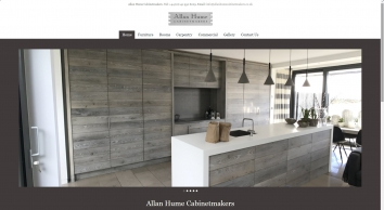 Allan Hume Cabinet Makers
