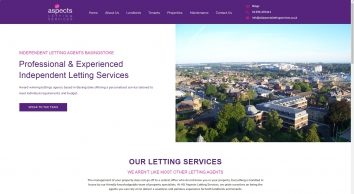 Aspects Letting Services Ltd