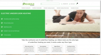 Underfloor Heating - Electric Underfloor Heating Mats -Allbrite Heating and Flooring