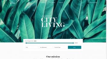 Alliance City Living, Manchester
