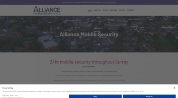 Alliance Mobile Security