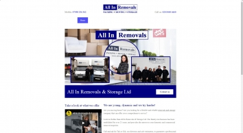 All In Removals Ltd