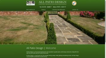 All Patio Design Ltd