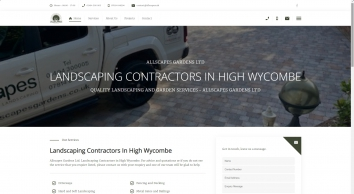 Allscapes :: Contract & Landscape Gardeners in Beds, Berks and Bucks