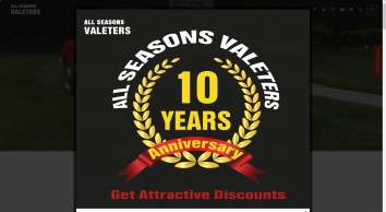 Home - All Seasons Valeters - Car Valeting and Detailing Service
