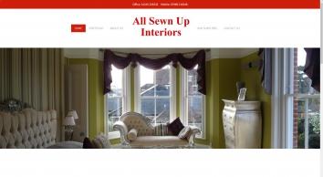 All Sewn Up Interiors