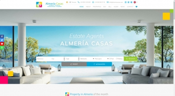 ALMERIACASAS | Estate Agents in Almeria | Almeria Homes for Sale. Almeria Properties. Property for sale in Almeria, Property finder in Almeria