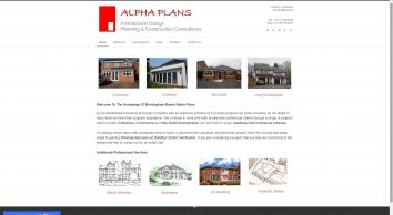 Alpha Plans