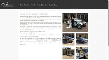 Wedding Car Hire Cheshire & Staffordshire - Alsager Wedding Cars