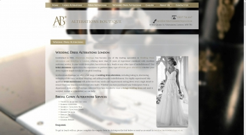 Wedding Dress Alterations London