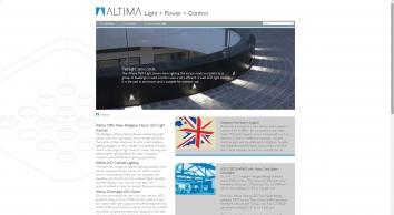 LED Track Lighting, LED Downlights and Bathroom Light Switches | Altima, London, UK