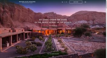 Hotel Alto Atacama Desert Lodge & Spa – San Pedro de Atacama – Chile