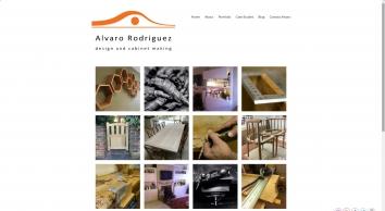 Wooden Beds, Bespoke Furniture, Cabinet Maker - Alvaro Rodriguez
