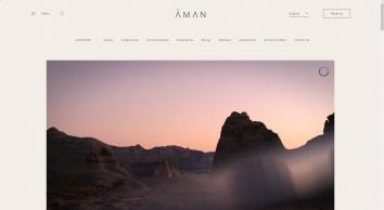 Amangiri - Luxury 5 Star Hotel & Resort in Utah, USA - Aman