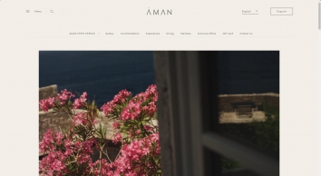 Aman Sveti Stefan - Luxury Resort in Montenegro - Aman