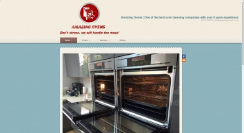 Home | Amazing Ovens | Sussex
