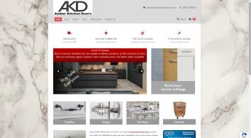 Amber Kitchen Doors - The Replacement Kitchen Door Specialists