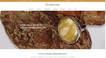 The Amber Shop