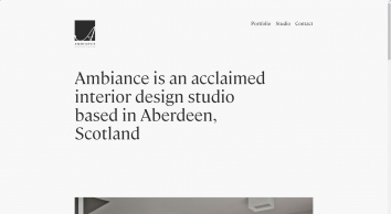Contemporary & Traditional Interior Design | Karen McKimmie | Ambiance Interiors