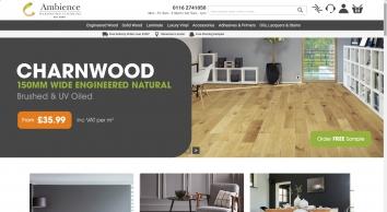 Ambience Wooden Flooring