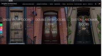 Architectural Antique Doors & Custom Reproduction