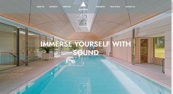 The Invisible Speaker Company - Amina UK