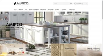 Amirco Tiles  Bathrooms